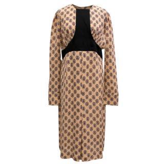 Marni Nude Pattern Dress