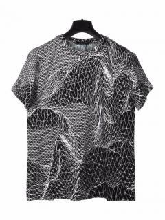 Christopher Kane terrain digital T-shirt