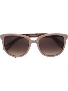 Lanvin beige sunglasses