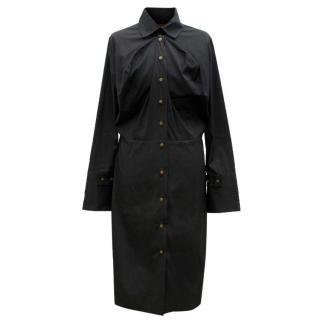 Vivienne Westwood Red Label Black Shirt Dress