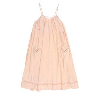 Stella McCartney Girl's Peach Dress