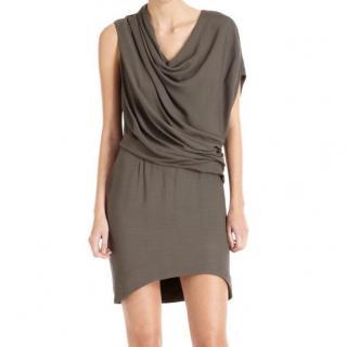Helmut Lang Drape Dress