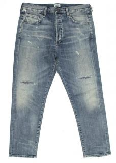 Citizens of Humanity Corey Slouchy Slim Crop Jeans