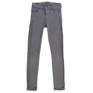 Citizens Of Humanity Women's Grey Skinny Jeans