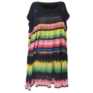Missoni Mare Oversize Beach Dress.