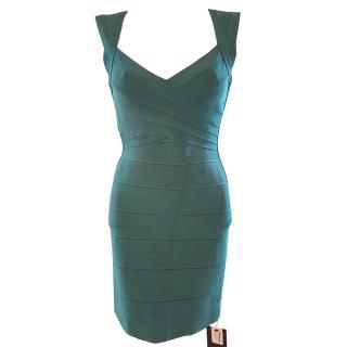 Herve Leger Sarai Signature Dress