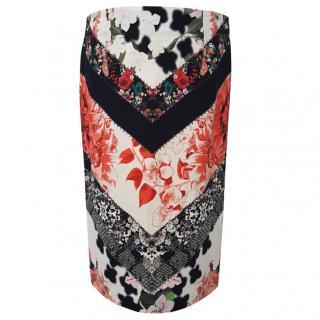 Roberto Cavalli Pencil Skirt