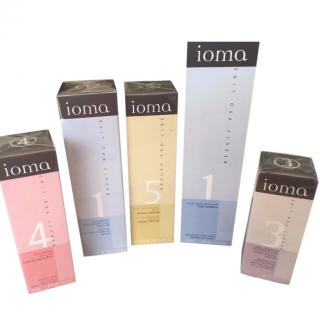 Ioma Paris Job lot 5 new items eyes, day and night, exfoliator toning