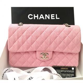 Chanel 2.55 pink bag