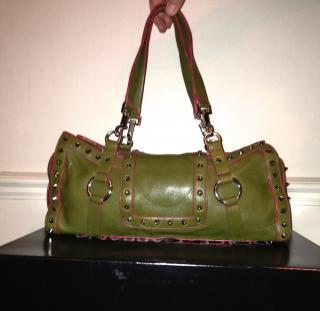 Tanner Krolle Bespoke One of a Kind Handbag