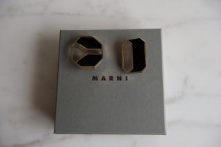 Set of Marni brooches new