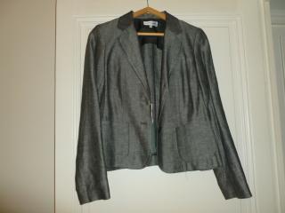 Gerard Darel linen jacket