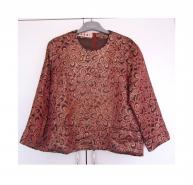 Marni Pretty Brocade Blouse
