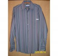 D&G mens striped casual shirt NEW
