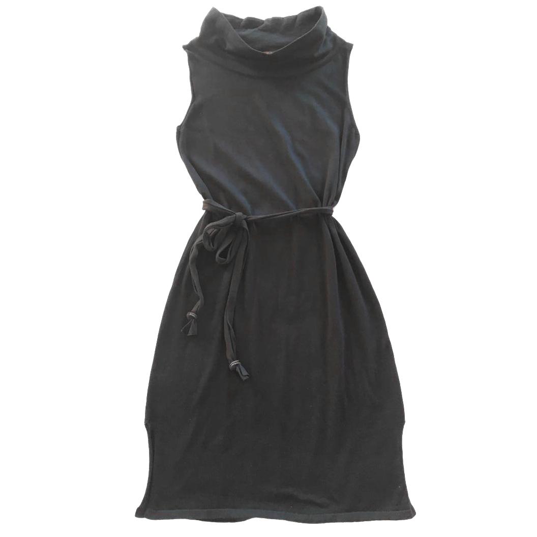 Ballantyne knitwear dress with belt