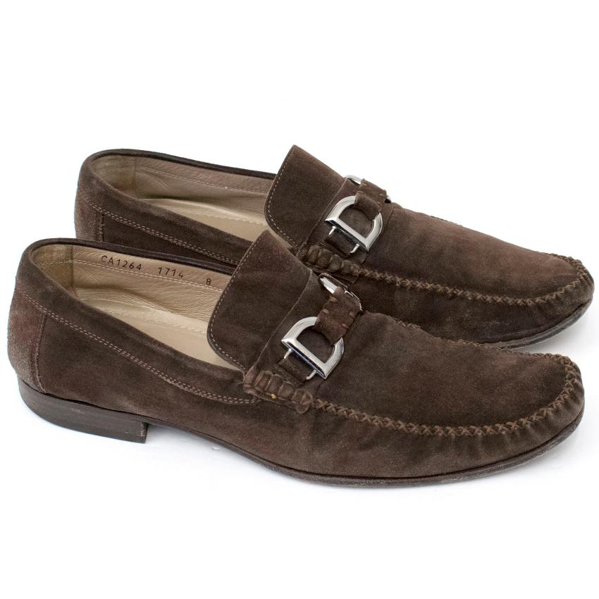 Dolce & Gabbana Brown Loafers