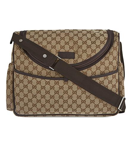 0f658d528b61 Gucci Supreme Baby Changing Bag | HEWI London