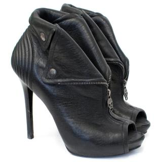 Alexander McQueen Faithful Ankle Boots