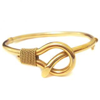 Ilias Lalaounis Knot Bangle 18ct Gold RRP �5000