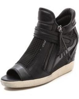 Ash Galaxy Wedge Heel Sneakers