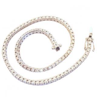 Diamond Tennis Bracelet 18ct Gold 2.00ct