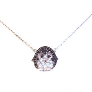 BAO BAO WAN Diamond Pendant 18ct Gold