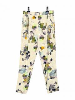 3.1 Phillip Lim floral silk tapered trouser
