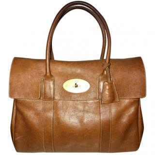 Mulbery Bayswater in Oak Leather Brand New with Tags & Dust Bag
