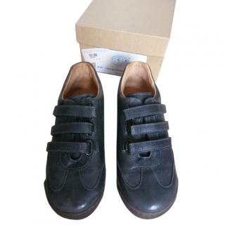 Pepe boy's leather trainers