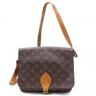 Louis Vuitton Cartouchiere GM Crossbody Shoulder Bag