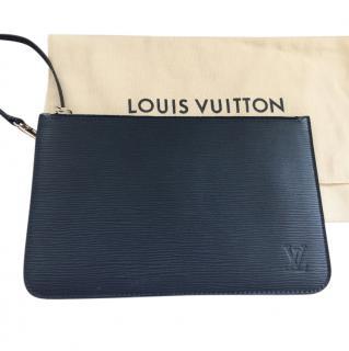 Louis Vuitton Epi leather wrist pochette
