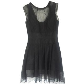 Carven little black dress