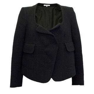 Carven Black Wool Jacket