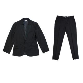 Paul Smith Black Boys Suit
