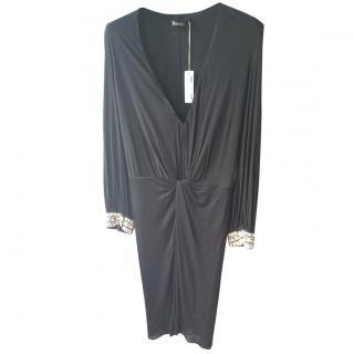 Roberto Cavalli - Little Black Dress with details