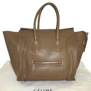 Celine Tan Mini Luggage