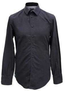 Emporio Armani Men's Navy Shirt