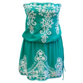 Tabla Turquoise Goddess Dress