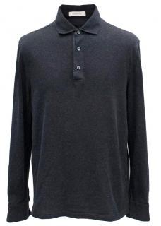 Ermenegildo Zegna Men's Navy Pullover