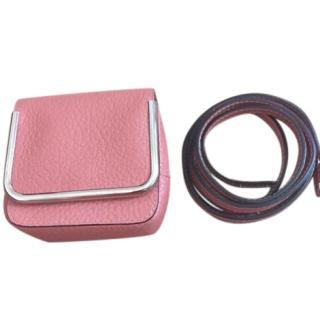Carven Mini Camera Bag Pink