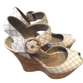 Louis Vuitton limited edition summer shoes