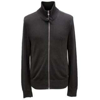 Dolce & Gabbana Men's Brown Zip-Up