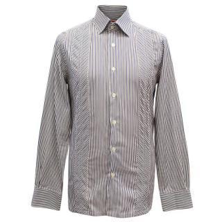 Christian Lacroix Men's Striped Shirt