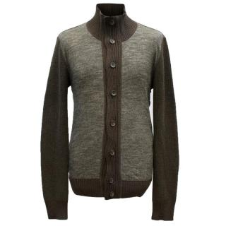 Dolce & Gabbana Men's Brown Cardigan