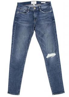 Frame Denim Ripped Jeans