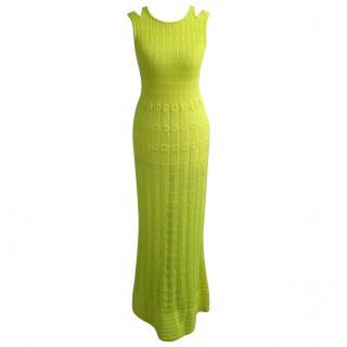 Missoni Knitted Jersey Dress