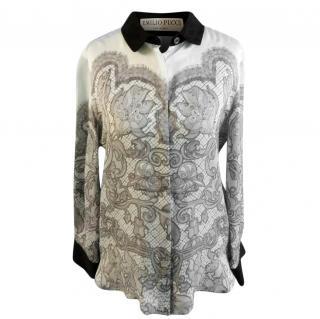 Emilio Pucci Silk Shirt
