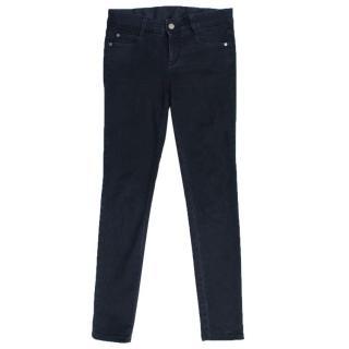 Stella McCartney Women's Dark Blue Wash Skinny Jeans