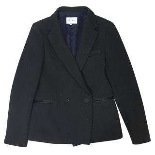 Sandro Black Blazer Jacket.