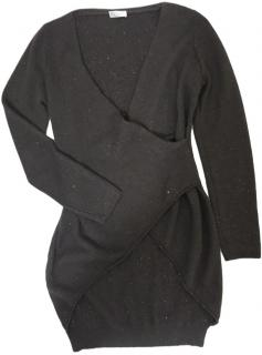 Brunello Cucinelli Cashmere & Silk Tunic.